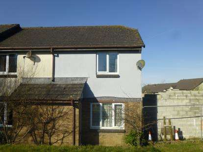 3 Bedrooms End Of Terrace House for sale in Callington, Cornwall