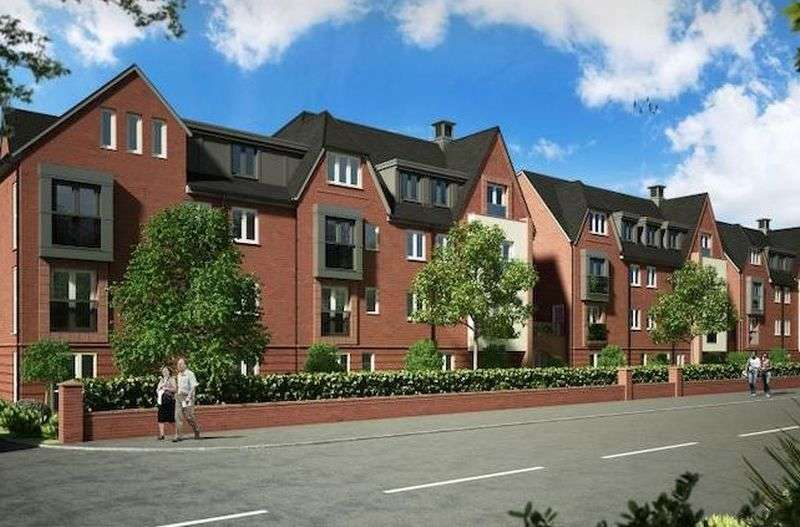 1 Bedroom Flat for sale in Oakfield Court Crofts Bank Road, Manchester: NO CHAIN one bed ground floor retirement apartment
