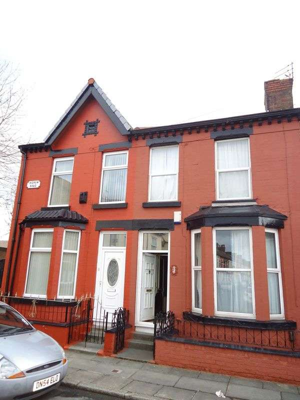 4 Bedrooms Terraced House for sale in Ingrow Road, Liverpool
