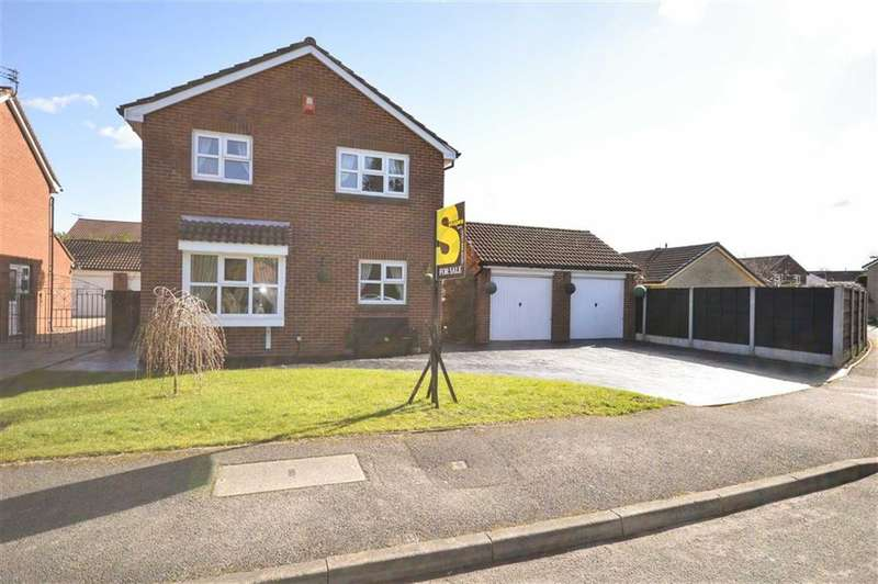 4 Bedrooms Property for sale in ABBOTSLEIGH DRIVE, Bramhall, Stockport, Cheshire, SK7