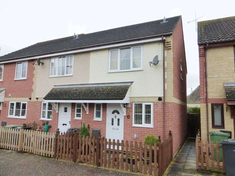 2 Bedrooms Terraced House for sale in Rope Walk, Martock