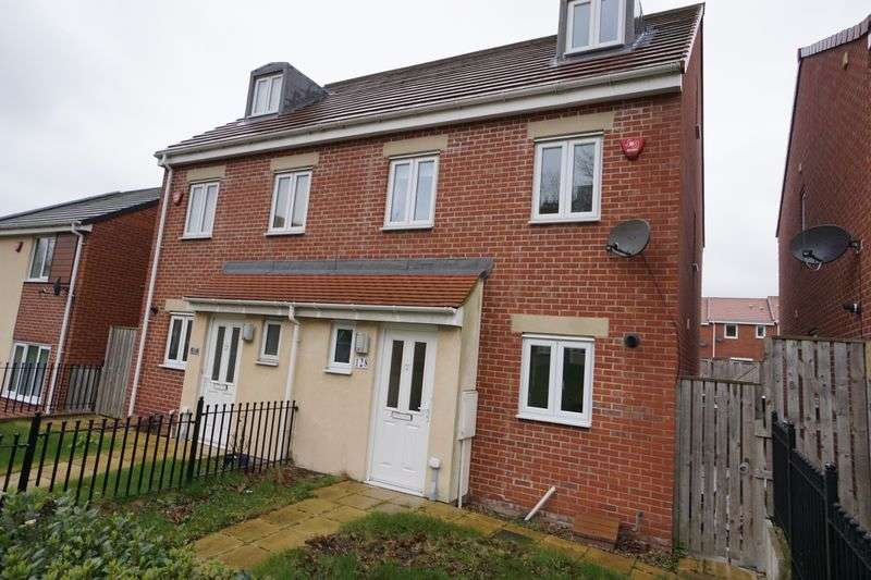 3 Bedrooms House for sale in WHITE SWAN CLOSE, Killingworth