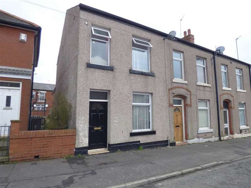 3 Bedrooms Property for sale in Canon Street, Rochdale, Lancashire, OL16