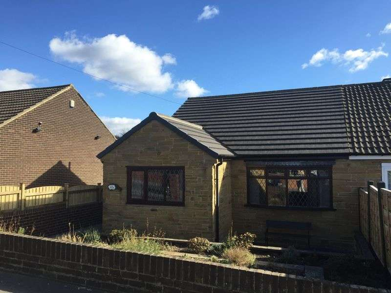 2 Bedrooms Semi Detached Bungalow for sale in Templegate Road, Temple Newsam