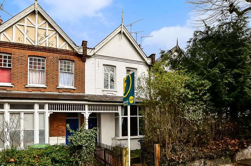1 Bedroom Flat for sale in Park Road, Crouch End, N8