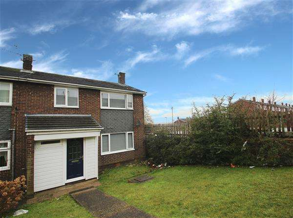 3 Bedrooms Semi Detached House for sale in Trueman Way, South Elmsall