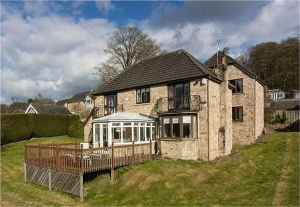 5 Bedrooms Detached House for sale in Peile Park, Shotley Bridge, Consett, Durham