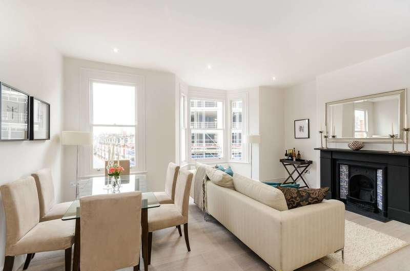 3 Bedrooms Flat for sale in New Kings Road, Parsons Green, SW6