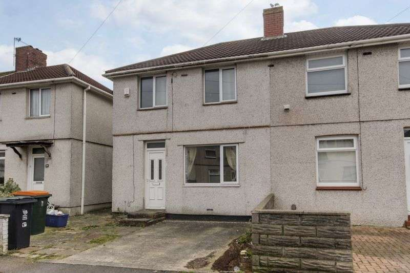 3 Bedrooms Semi Detached House for sale in Greenmeadow Avenue, Newport