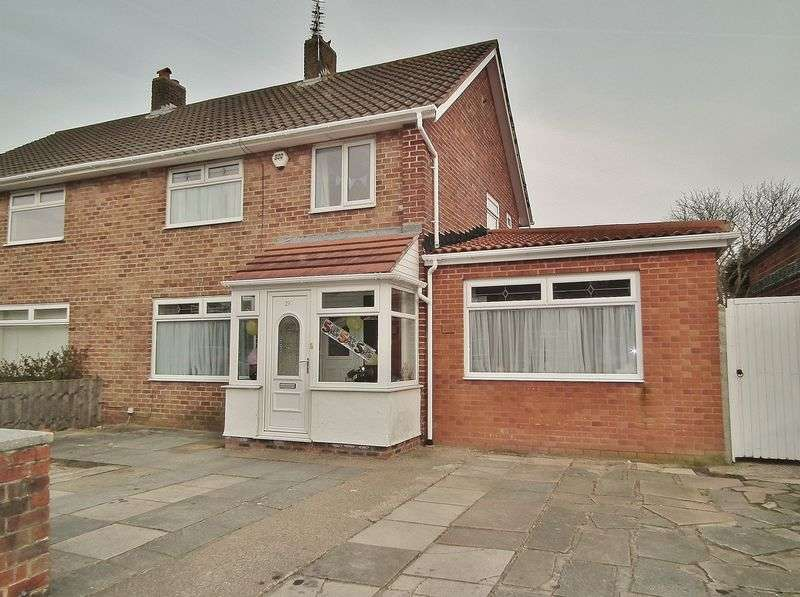 3 Bedrooms Semi Detached House for sale in Sandbrook Road, Ainsdale