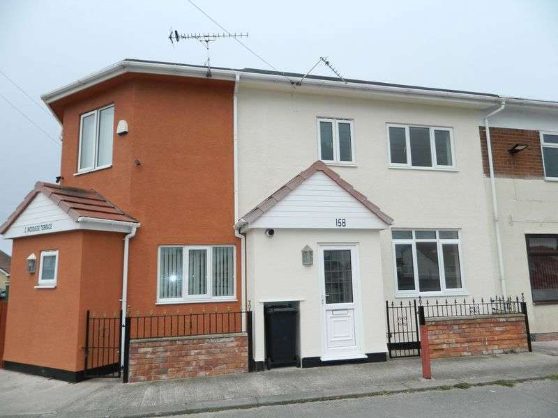 2 Bedrooms Terraced House for sale in Foryd Road, Kinmel Bay