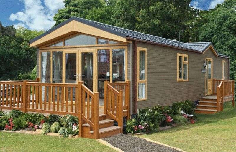 2 Bedrooms Bungalow for sale in Omar Southwold (14 x 40)