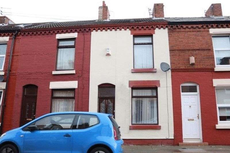 2 Bedrooms Terraced House for sale in Ripon Street, Anfield, Liverpool, L4