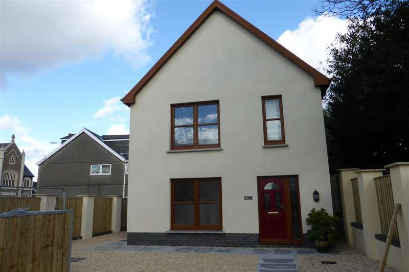 Detached House for sale in Ty Tal, 40 Christopher Road, Skewen, Neath