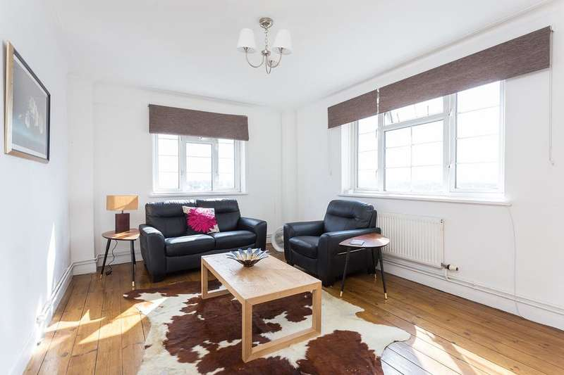 3 Bedrooms Semi Detached House for sale in Gladstone Park Gardens, London NW2