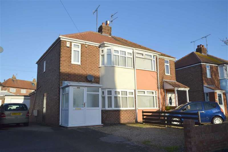2 Bedrooms Property for sale in Sewerby Road, Bridlington, YO16