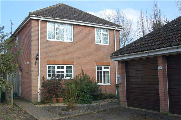4 Bedrooms Detached House for sale in Dorchester Close, Stoke Mandeville