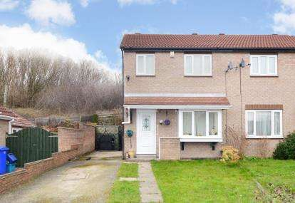 3 Bedrooms Semi Detached House for sale in Hindewood Close, Sheffield, South Yorkshire