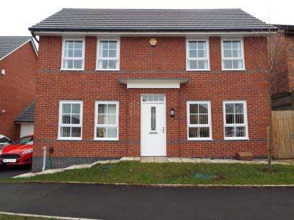 3 Bedrooms Detached House for sale in Leighton Drive, St. Helens, Merseyside, WA9