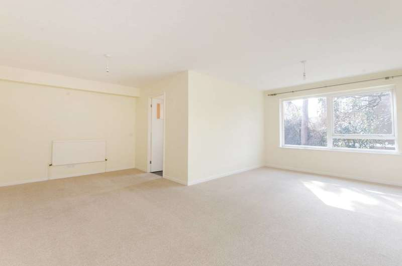 2 Bedrooms Flat for sale in Edge Hill, Wimbledon, SW19