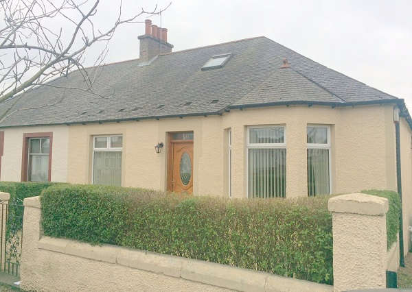 3 Bedrooms Semi Detached House for sale in Arthur Street, Dunfermline, KY12