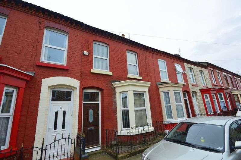 2 Bedrooms Terraced House for sale in Lime Grove, Toxteth