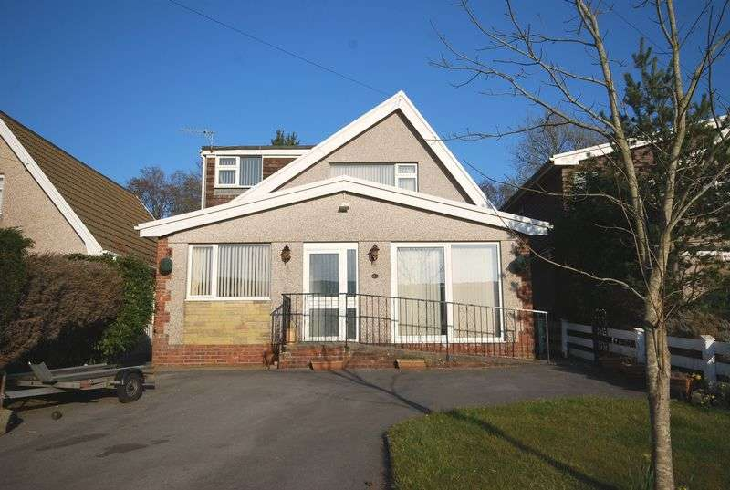 5 Bedrooms Detached House for sale in 24 Birchwood Close, Bryncoch, Neath, SA10 7UP