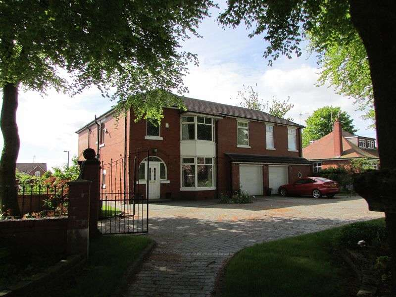 4 Bedrooms Detached House for sale in Bolton Road, Bury - Snooker Room