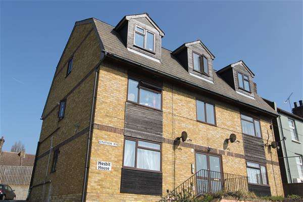 1 Bedroom Apartment Flat for sale in Nesbit House, 25 Station Road, Northfleet