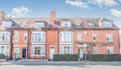 4 Bedrooms Terraced House for sale in Mayfield Avenue, Stratford-Upon-Avon, Warwickshire