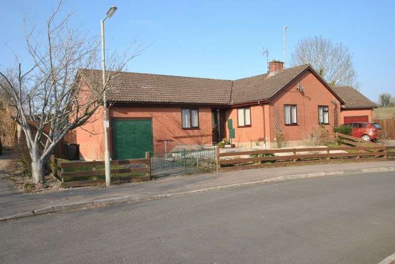 2 Bedrooms Semi Detached Bungalow for sale in COLEFORD, GLOUCESTERSHIRE