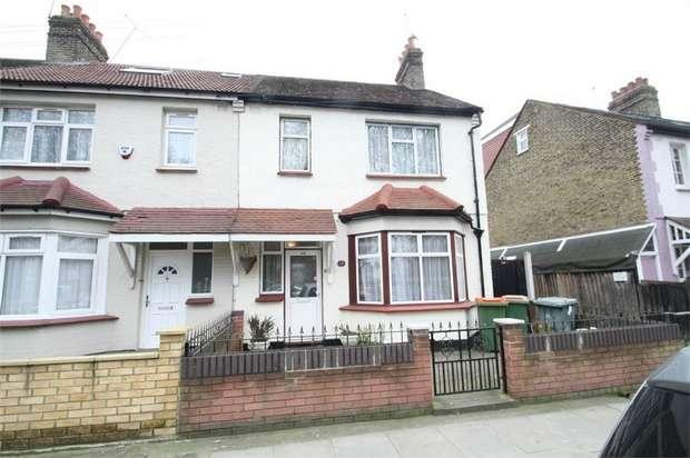 4 Bedrooms Terraced House for rent in Rancliffe Road, East Ham, London