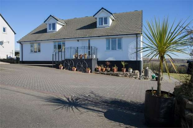 5 Bedrooms Detached House for sale in Sliddery, Isle of Arran, North Ayrshire