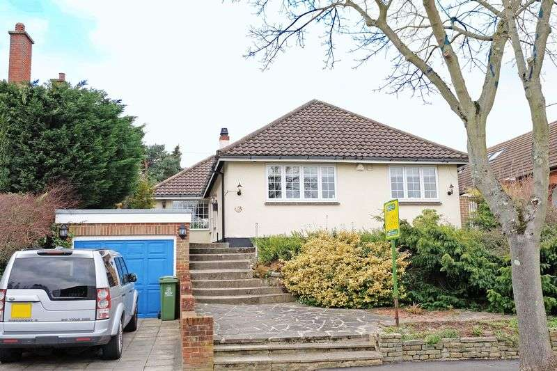 4 Bedrooms Detached Bungalow for sale in Hill Crescent, Bexley