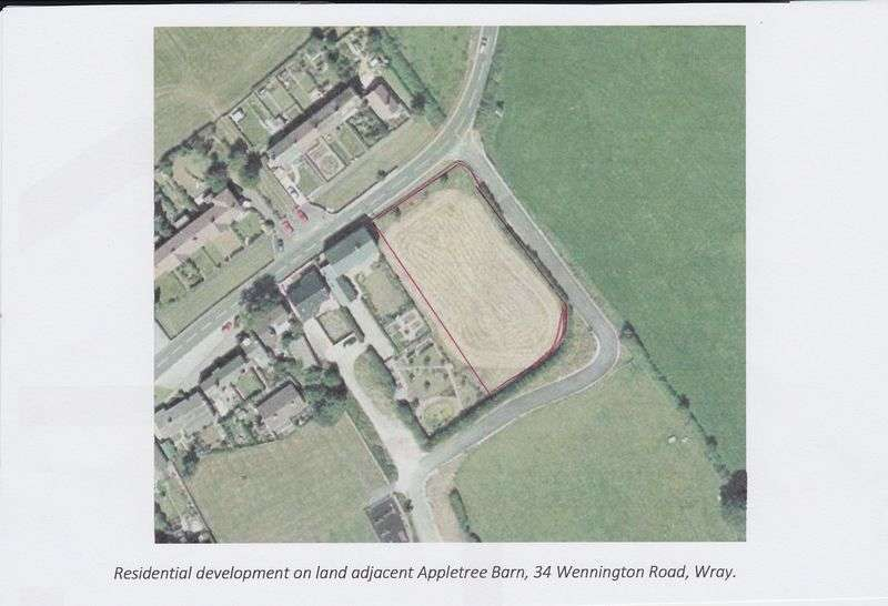 Land Commercial for sale in Wennington Road, Wray, Lancaster
