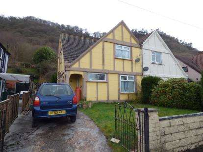 3 Bedrooms Semi Detached House for sale in Tayler Avenue, Dolgarrog, Conwy, LL32