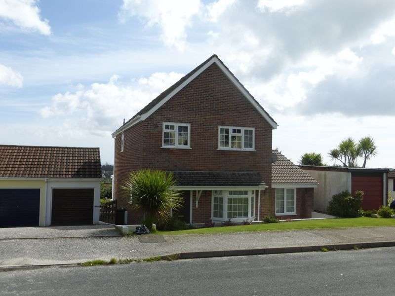 4 Bedrooms Detached House for sale in Edgcumbe Green, St Austell