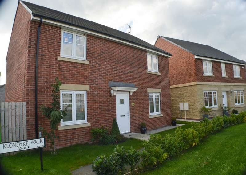 4 Bedrooms House for sale in Klondyke Walk, Blaydon, NE21