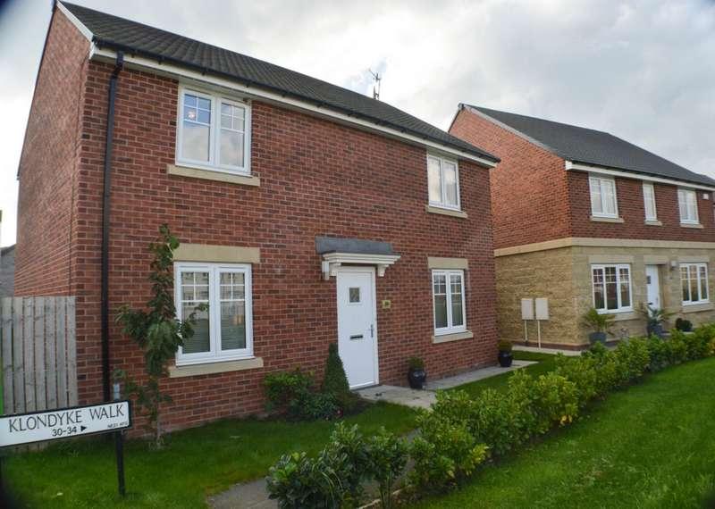 4 Bedrooms House for sale in Klondyke Walk, Blaydon, NE21