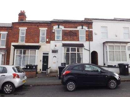 7 Bedrooms Terraced House for sale in Harrow Road, Selly Oak, Birmingham, West Midlands