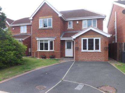 4 Bedrooms Detached House for sale in Park Close, Ribbleton, Preston, Lancashire