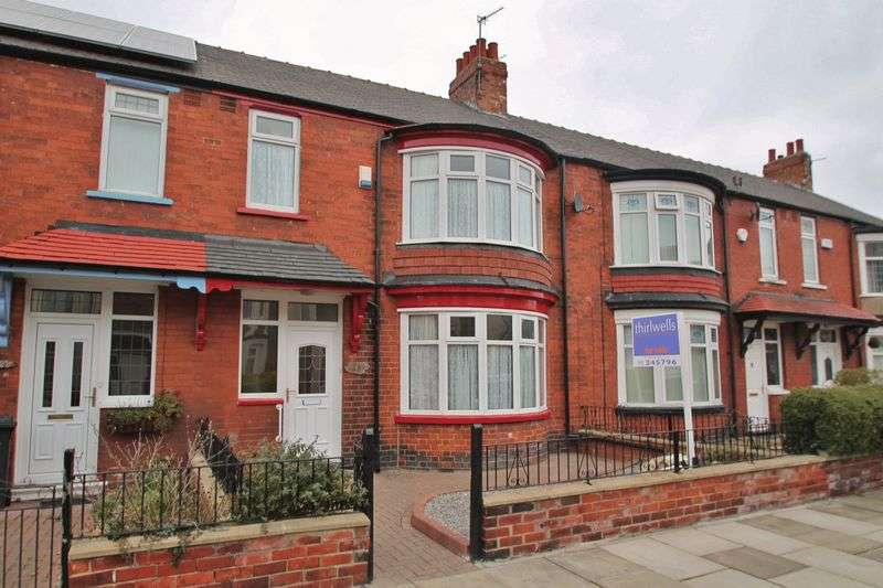 3 Bedrooms Terraced House for sale in Devonshire Road, Linthorpe