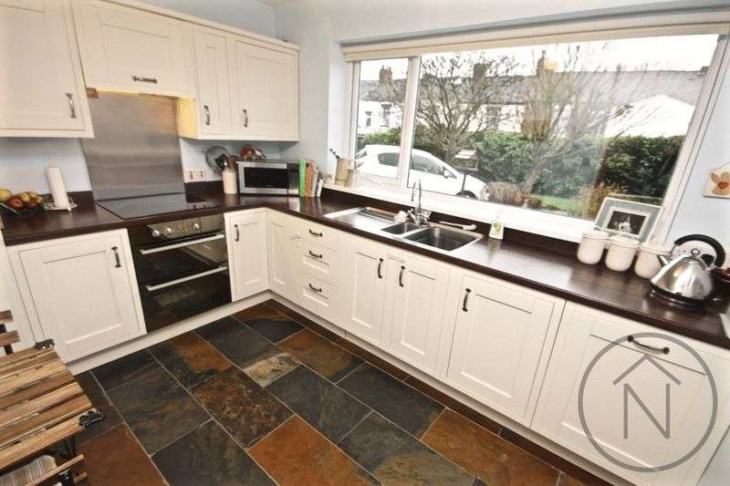 2 Bedrooms Detached Bungalow for sale in St. Johns Road, Shildon