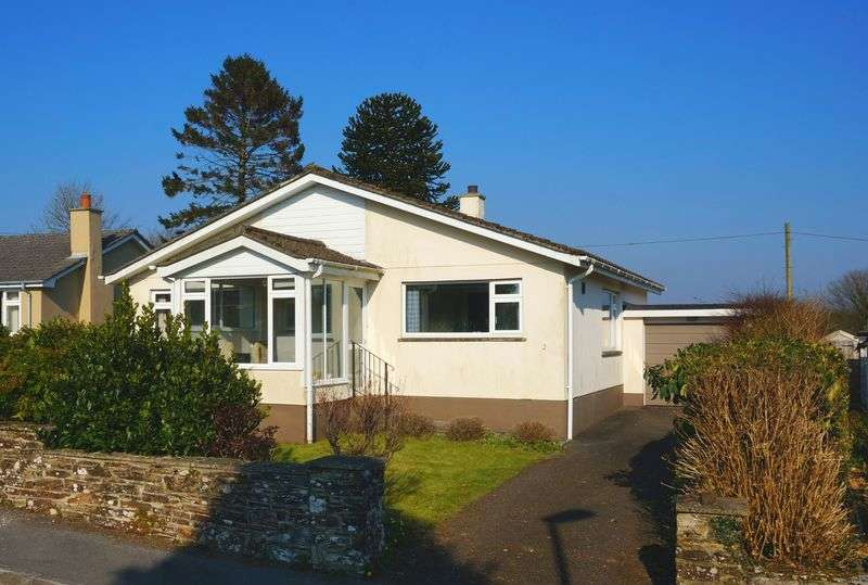 3 Bedrooms Detached Bungalow for sale in Venterdon, Stoke Climsland, Callington