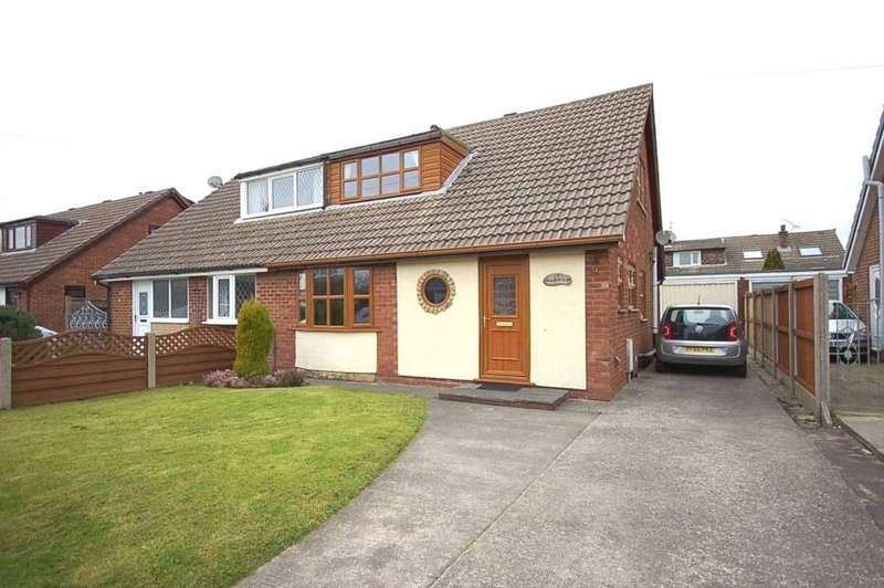 3 Bedrooms Bungalow for sale in Roseacre Drive, Elswick