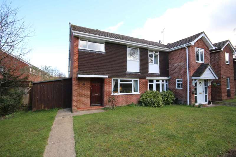 3 Bedrooms Semi Detached House for sale in Holland Pines, Bracknell