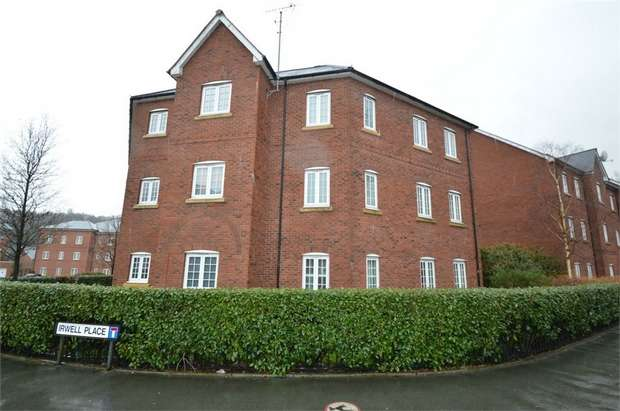 1 Bedroom Flat for sale in Irwell Place, Mill Court Drive, Stoneclough, Radcliffe, Lancashire