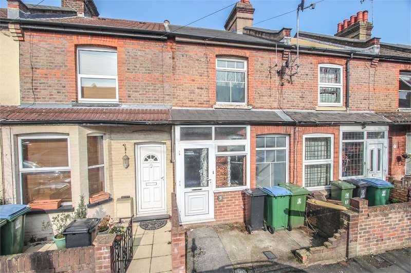 2 Bedrooms Terraced House for sale in Hatfield Road, North Watford