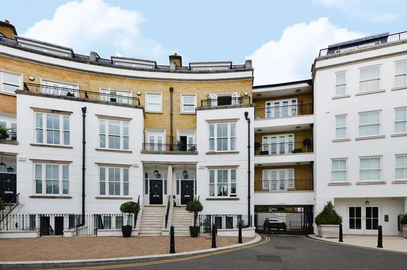 6 Bedrooms Terraced House for sale in Imperial Crescent, Imperial Wharf, SW6