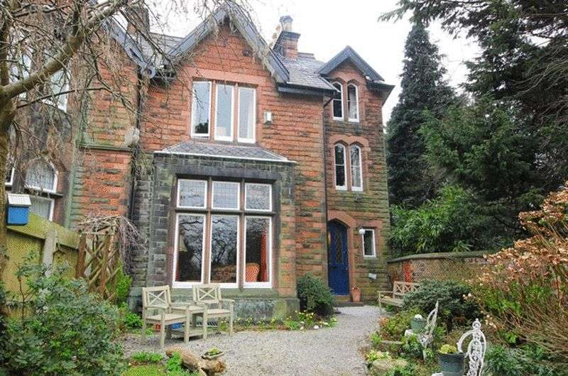 10 Bedrooms Semi Detached House for sale in 2 The Riffel, Woolton Park, Liverpool, L25
